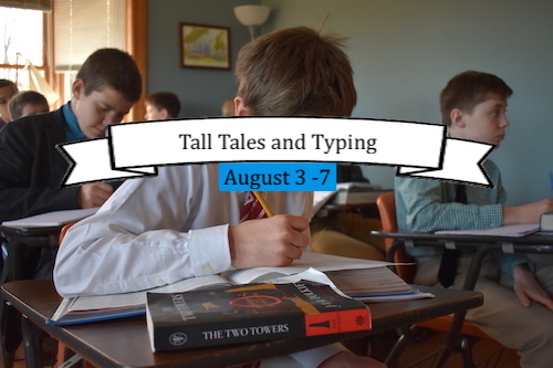 Tall Tales and Typing Thumbnail